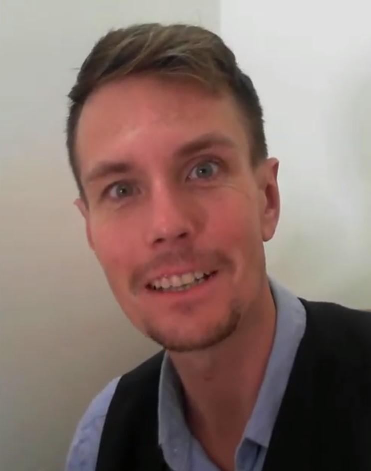 Английский язык с носителем Ryan Coleman
