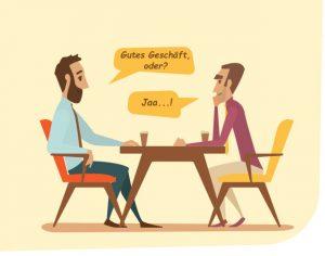 Деловой немецкий с носителем языка